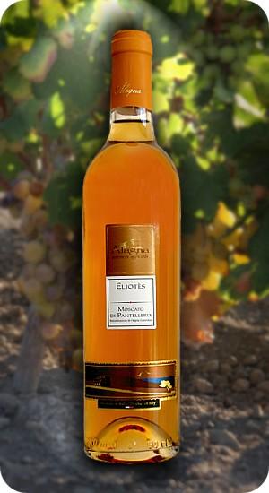 Acquistare Eliotès Moscato Naturale di Pantelleria D.O.C.
