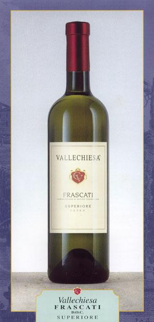 Compro Vino Frascati D.O.C. Superiore (selezione) Vallechiesa