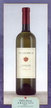 Compro Vino Frascati D.O.C. - Cannellino Vallechiesa