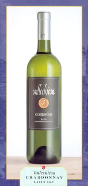 Compro Vino Chardonnay I.G.T. Lazio (selezione) Vallechiesa