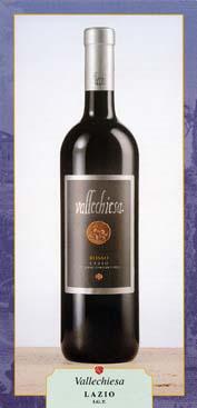 Compro Vino I.G.T. Lazio (Selezione) Vallechiesa