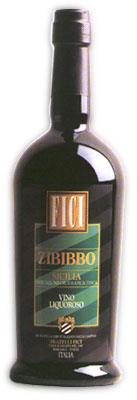 Liquorosi  Moscato   Zibibbo
