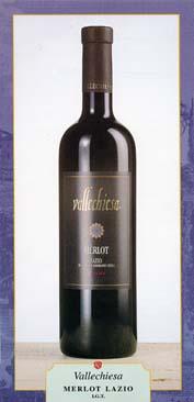 Compro Vino Merlot IGT Lazio
