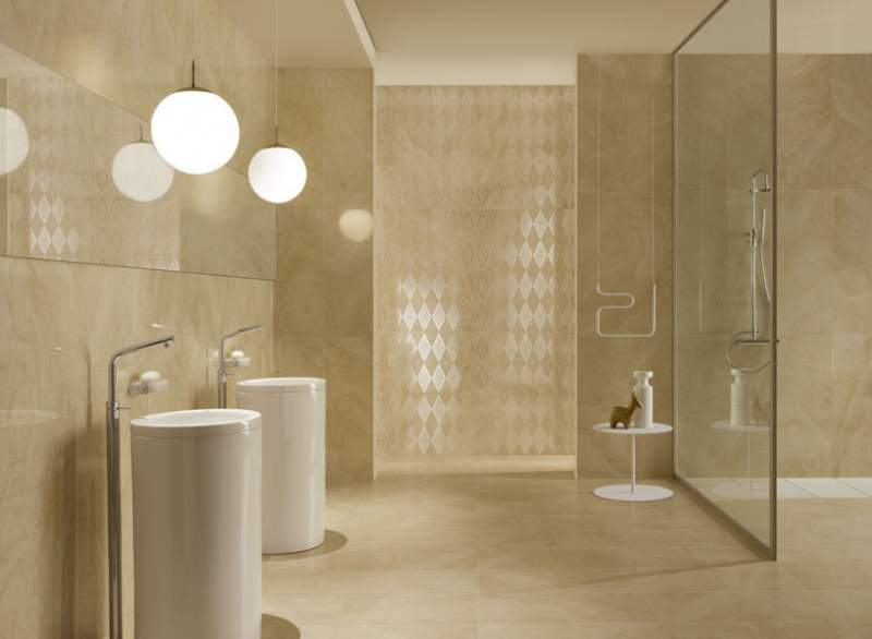 bagno travertino