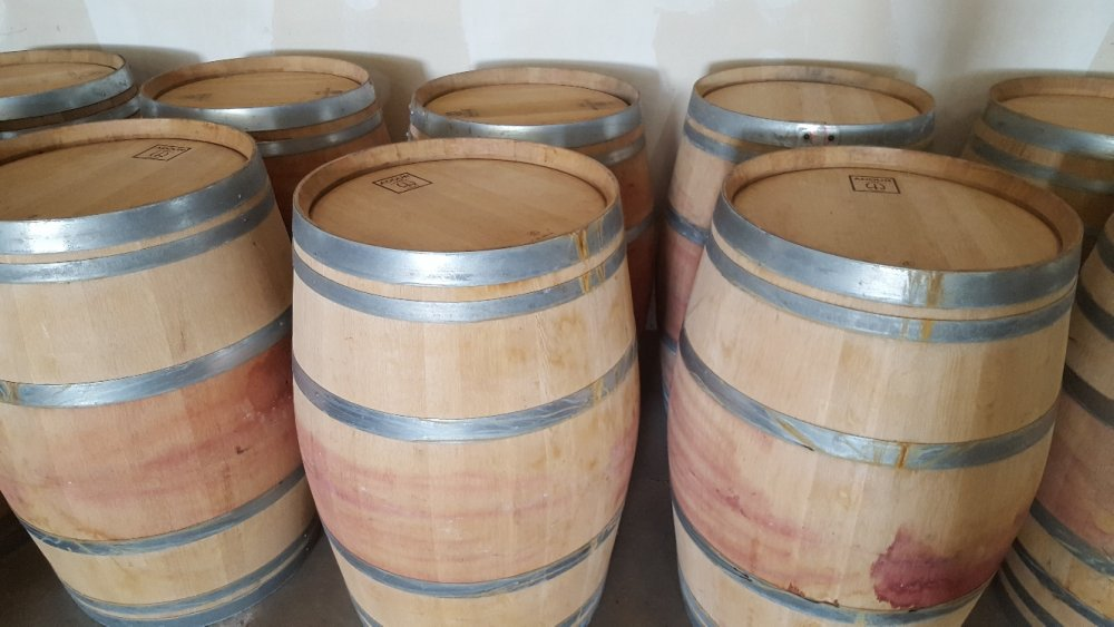 Acquistare Botti e barili usati da arredamento