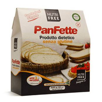 Compro Panfette Fette di pane casereccio senza glutine