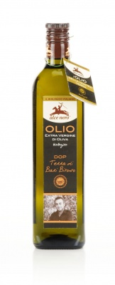 "Olio Extravergine Di Oliva Italiano Dop ""TERRE Di Bari"" Bio 0,750lt"