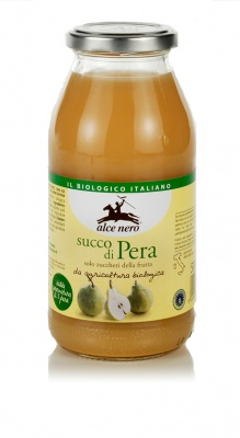 Succo 100% Pera Bio 500ml
