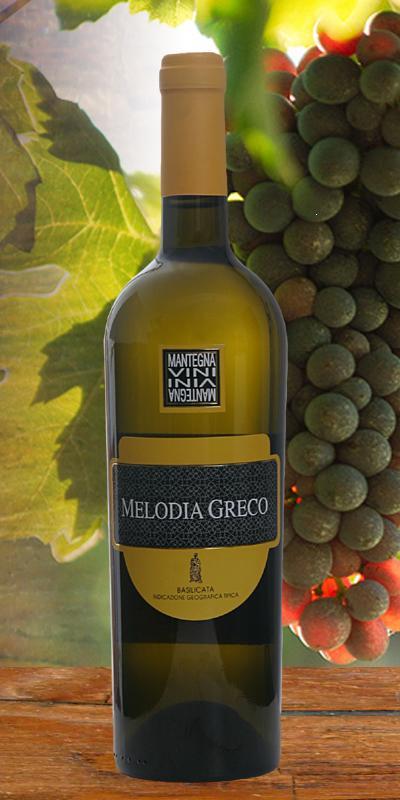Compro Vino Melodia Greco
