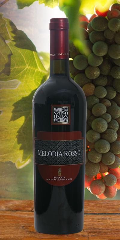 Compro Vino Melodia rosso