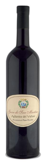 Compro Vino Gocce di San Martino Aglianico del Vulture