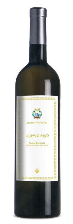 Acquistare Vino Bianco Briò Bianco Basilicata