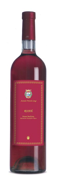 Compro Vino Roseé Rosato Basilicata