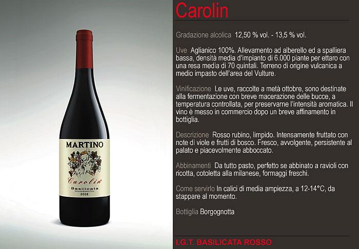 Compro Vino Carolin