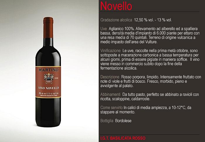 Compro Vino Novello