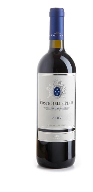 Compro Vino Coste delle Plaie Montepulciano d'Abruzzo DOC