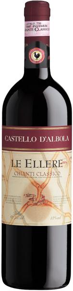 Compro Vino Castello D'Albola, Le Ellere