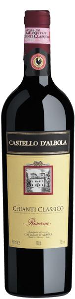 Compro Vino Castello D'Albola, Chianti Classico Riserva