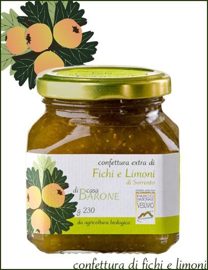 Acquistare Confettura extra di fichi e limoni bio