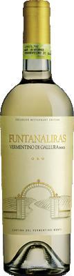 Acquistare Monti FUNTANALIRAS ORO Vermentino Docg. cl 75