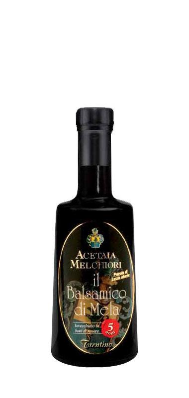 Aceto Balsamico di Mela Invecchiato  Ad alta densità, invecchiato dai 2 ai 5 anni