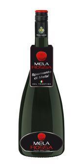 Mela Rossa Spumante  Spumante di Mela 7% Vol: il perfetto aperitivo