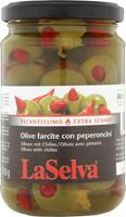 Compro Olive farcite con peperoncini 310 g
