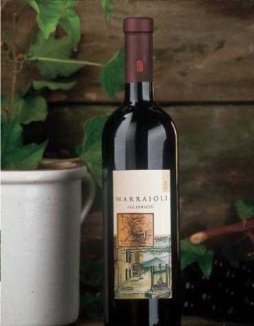 Compro Vino Marraioli Aglianico Doc rosso