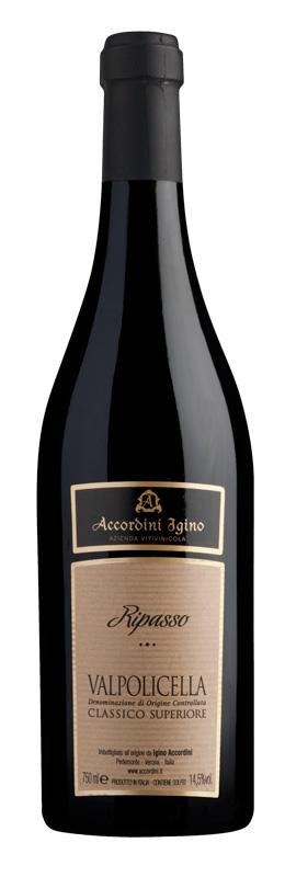 Compro Vino Ripasso Valpolicella Classico Superiore