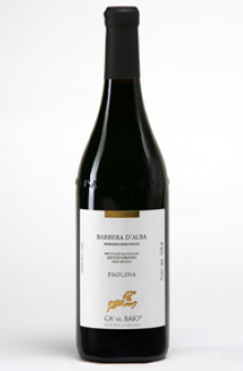 Compro Vino Barbera D'alba Paolina