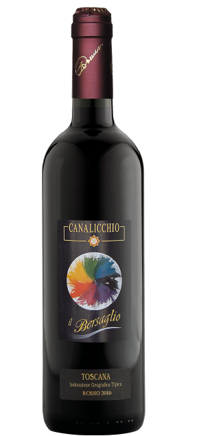 "Compro Vino ""Il Bersaglio"" Rosso Toscana IGT"