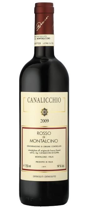 Compro Vino Rosso di Montalcino DOC