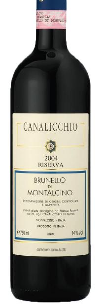Compro Vino Brunello di Montalcino DOCG Riserva