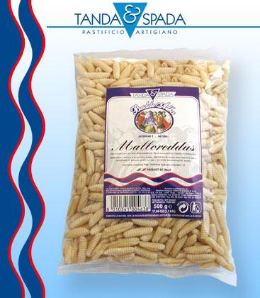 Compro Malloreddus di Semola