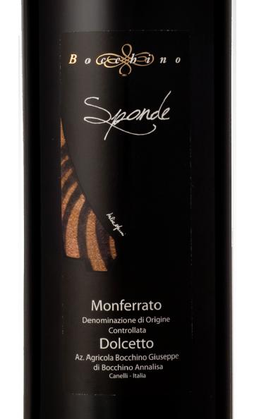 Compro Vino Monferrato dolcetto Sponde