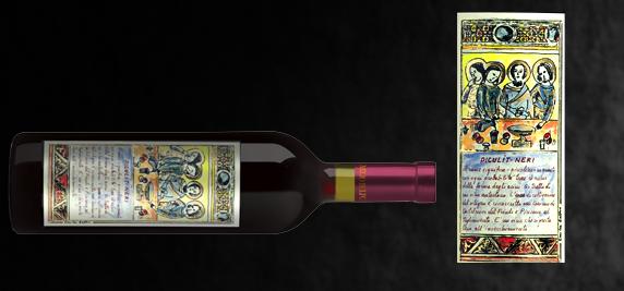 Compro Vino Piculìt - Neri IGT