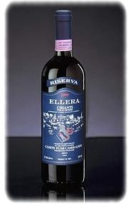 Compro Vino Ellera Riserva Chianti colli Senesi d.o.c.g.