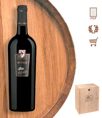 Compro Vino Rùtilo