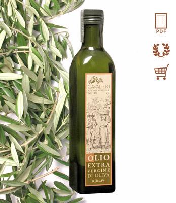 Compro Olio Extravergine di Oliva