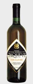 Compro Vino da tavola Cinque Vie Vin Santo