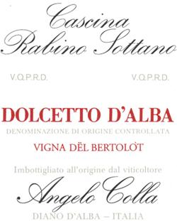 Compro Vino Vigna del Bartulot