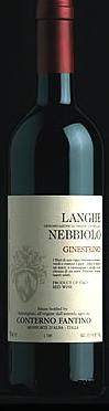Compro Vino Nebbiolo Ginestrino