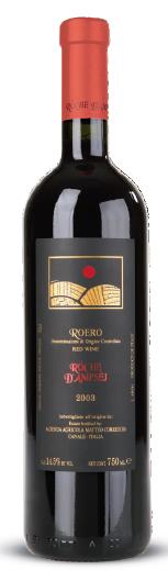 Compro Vino Roero Riserva Ròche d'Ampsej