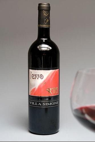 Compro Vino Ferro e Seta Villa Simone