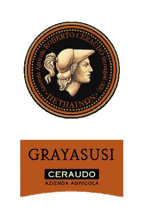 Acquistare Vino Grayasusi etichetta rame