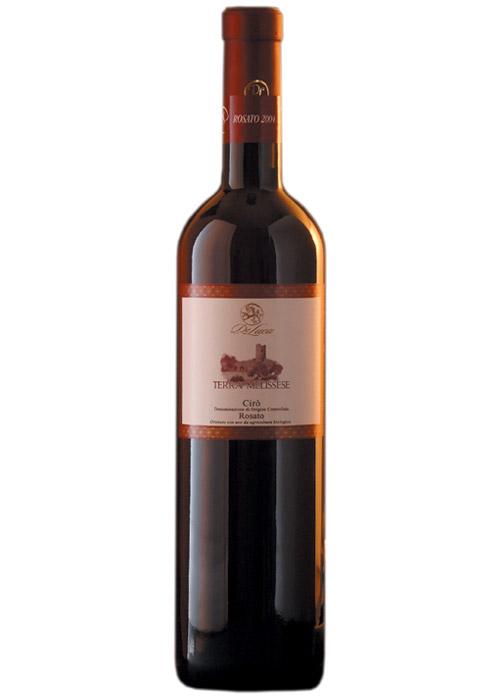 Acquistare Vino rosato Terra Melissese D.O.C.
