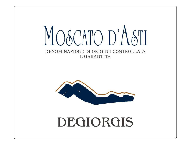 Compro Vino Moscato d'Asti D.O.C.G.