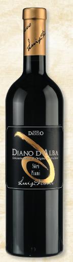 """Compro Vino Diano d'Alba Denominazione di Origine Controllata """"Söri Piani"""" e """"Söri Pittatori"""""""