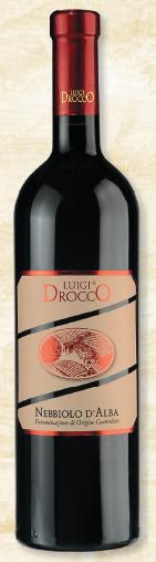 Compro Vino Nebbiolo d'Alba Denominazione di Origine Controllata