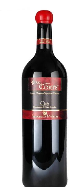 Compro Vino Pian della Corte magnum Cirò rosso classico superiore riserva Denominazione di origine controllata